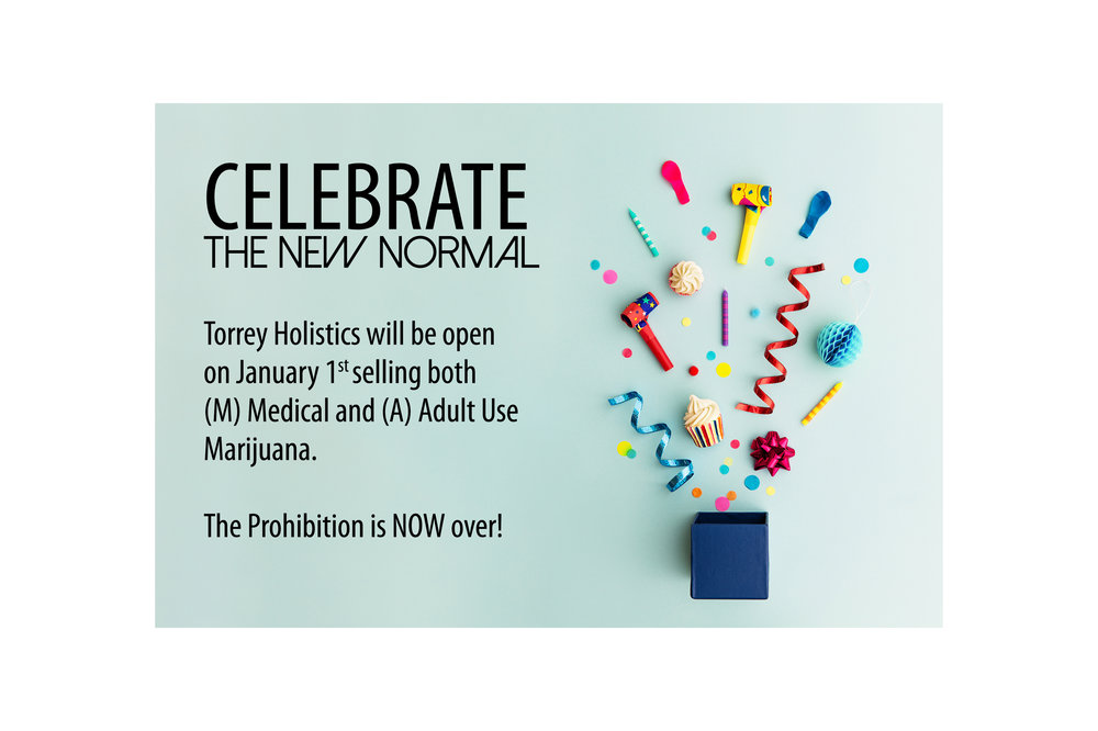 California's Bureau of Cannabis Control Awards First Adult Use License To San Diego-Based Torrey Holistics