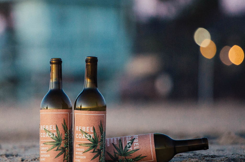 Introducing The First Cannabis Infused Wine