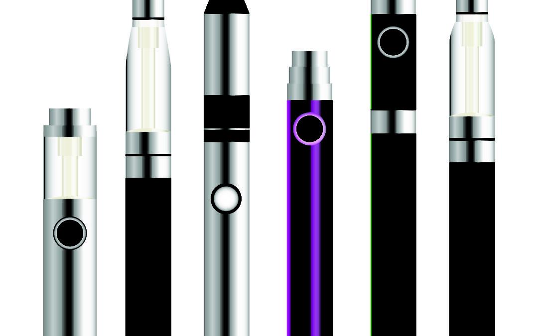 Vape Pen Parts, Maintenance, and Storage