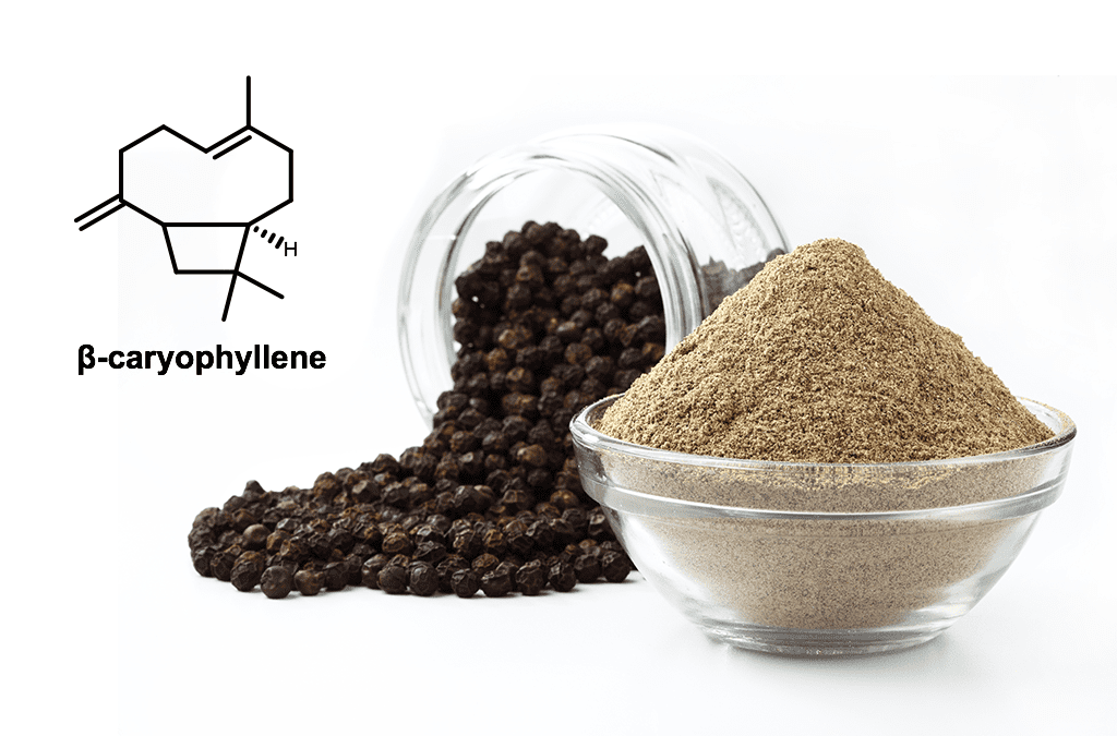 β-caryophyllene strains can produce anti-inflammatory effects.