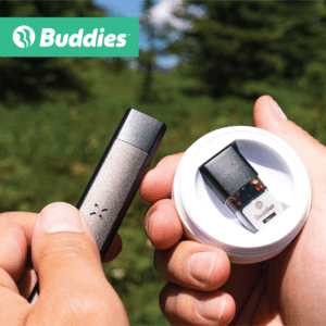 Buddies PAX Era Pod and battery