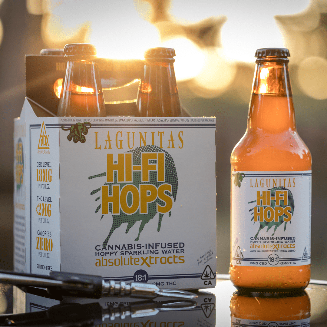 Lagunitas HiFi Hops 4-Pack
